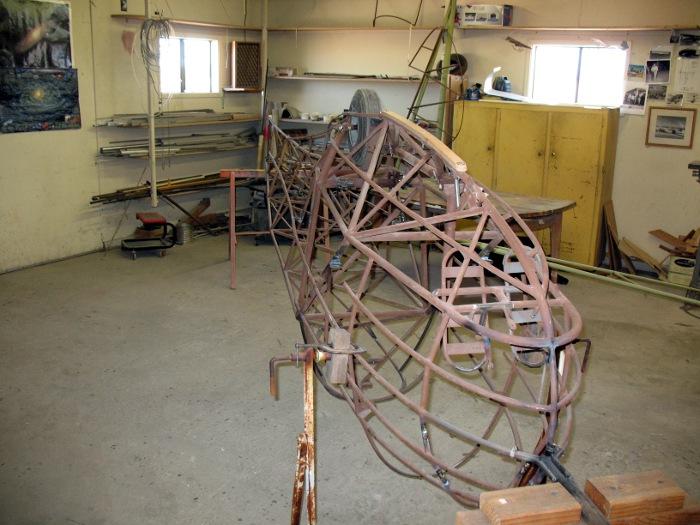 BG Fuselage Restoration