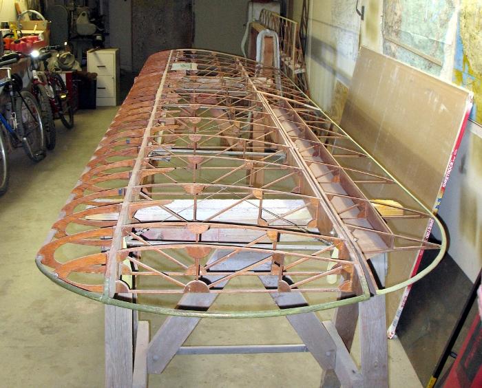 BG Wing Restoration
