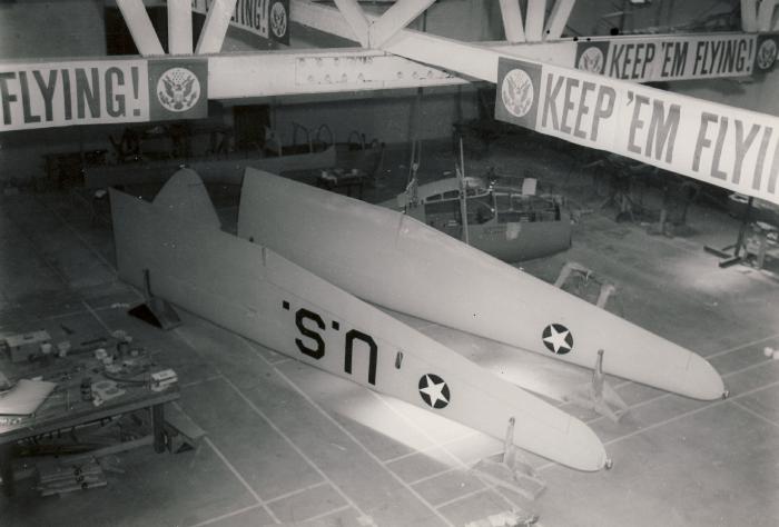 BG-8 factory, Beverly Hills